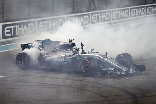 Stats - Bottas, le Hat Trick en bouquet final
