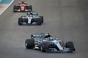 A Mercedes a Ferrari rekordjára hajt 2018-ban