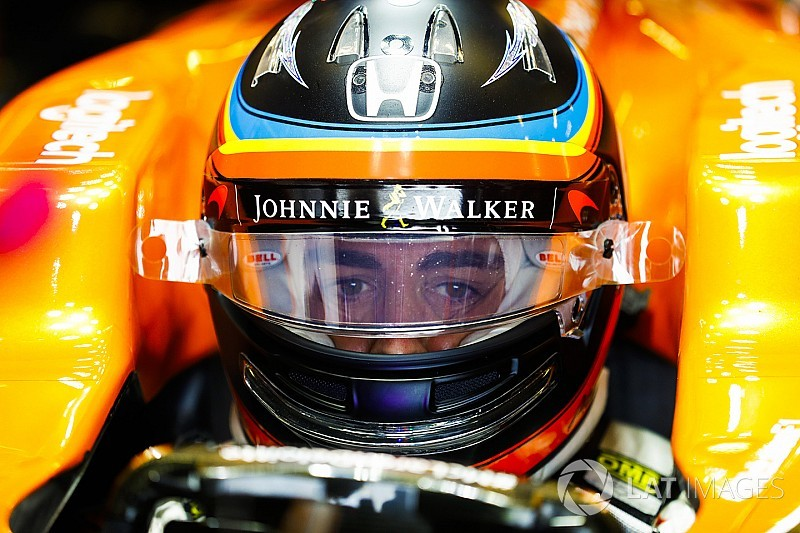Alonso: Rolex 24 another chance to 'get out of my comfort zone'