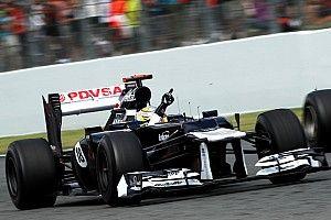 Maldonado 2014-ben majdnem a Ferrarihoz szerződött