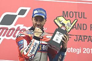 MotoGP Artículo especial Pase lo que pase, Dovizioso ya ganó