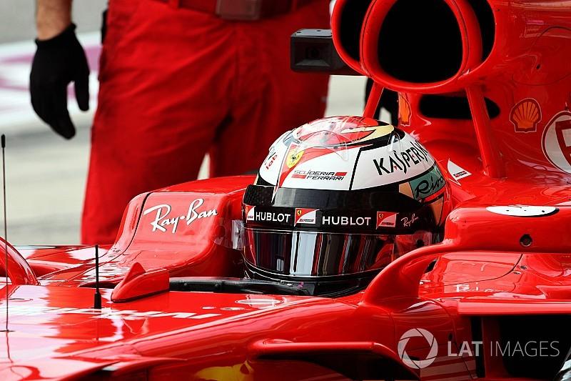 """Räikkönen: """"Abbiamo faticato a mettere insieme il giro buono"""""""