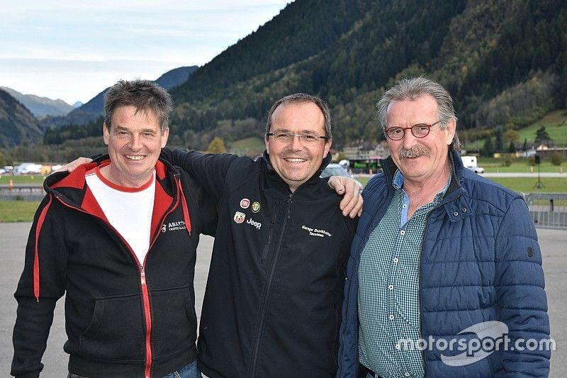 Abarth Trofeo: Sylvain Burkhalter nuovamente campione!
