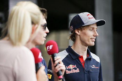 Хартли не придал значения возвращению Квята в Toro Rosso