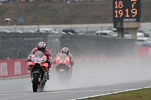 """MotoGP Noticias de última hora Márquez: """"En carrera hay que olvidarse del Mundial; Dovizioso y yo lo conseguimos"""""""