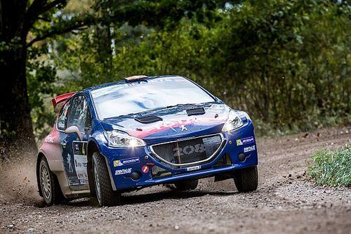 Laurent Pellier confermato sulla 208 T16 ufficiale grazie all'accordo Peugeot-ERC