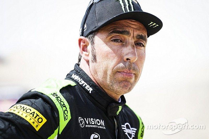 Nani Roma vuelve a la competición en el Rally Merzouga