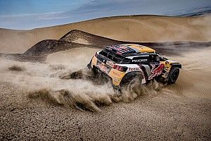 "Peterhansel : ""Jamais vu des dunes aussi molles"""
