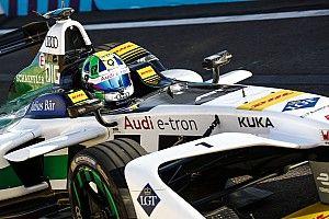 "Di Grassi: Audi FE reliability woes ""very weird"""