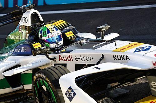 """Di Grassi: Audi FE dayanıklılık sorunları """"çok garip"""""""