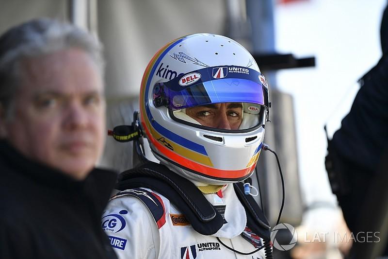 Alonso estime à 50% ses chances d'être au Mans en 2018