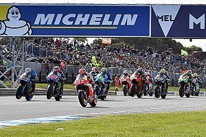Michelin sponsor utama MotoGP Australia