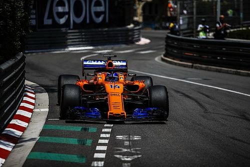 """Alonso septième malgré des réglages """"à pile ou face"""""""