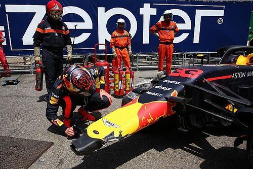 """Verstappen """"belum belajar"""" dari kesalahannya"""