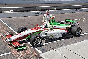 Patricio O'Ward correría con Harding Racing en IndyCar 2019