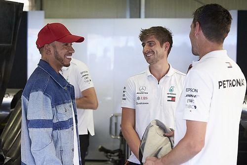"""Webber: """"Ecclestone minden követ megmozgatna a Hamilton-Vettel párosért a Ferrarinál"""""""