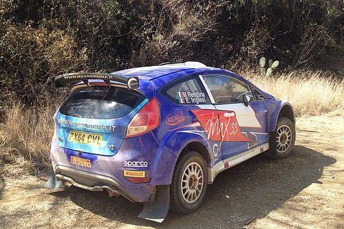 Ecco la nuova livrea di Max Rendina per il Rally del Messico