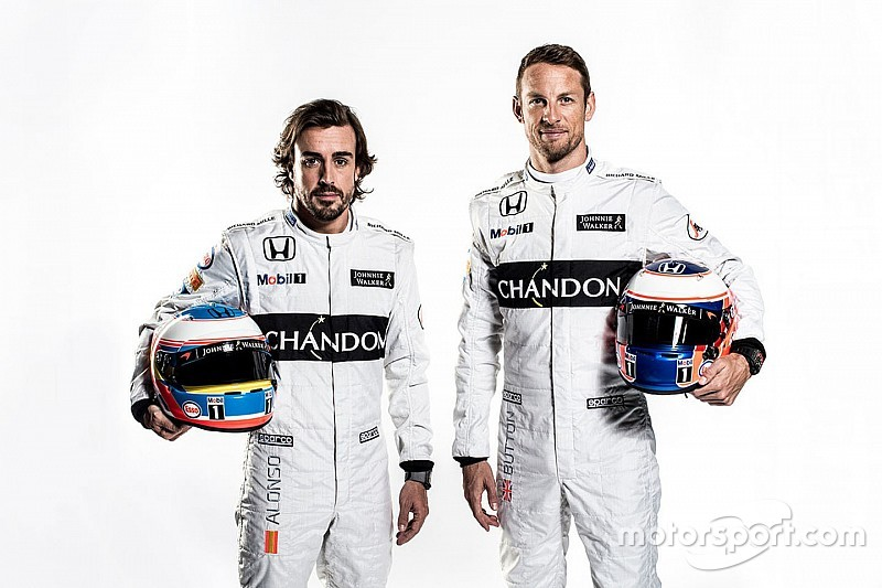 Button has 'more belief' in revamped McLaren