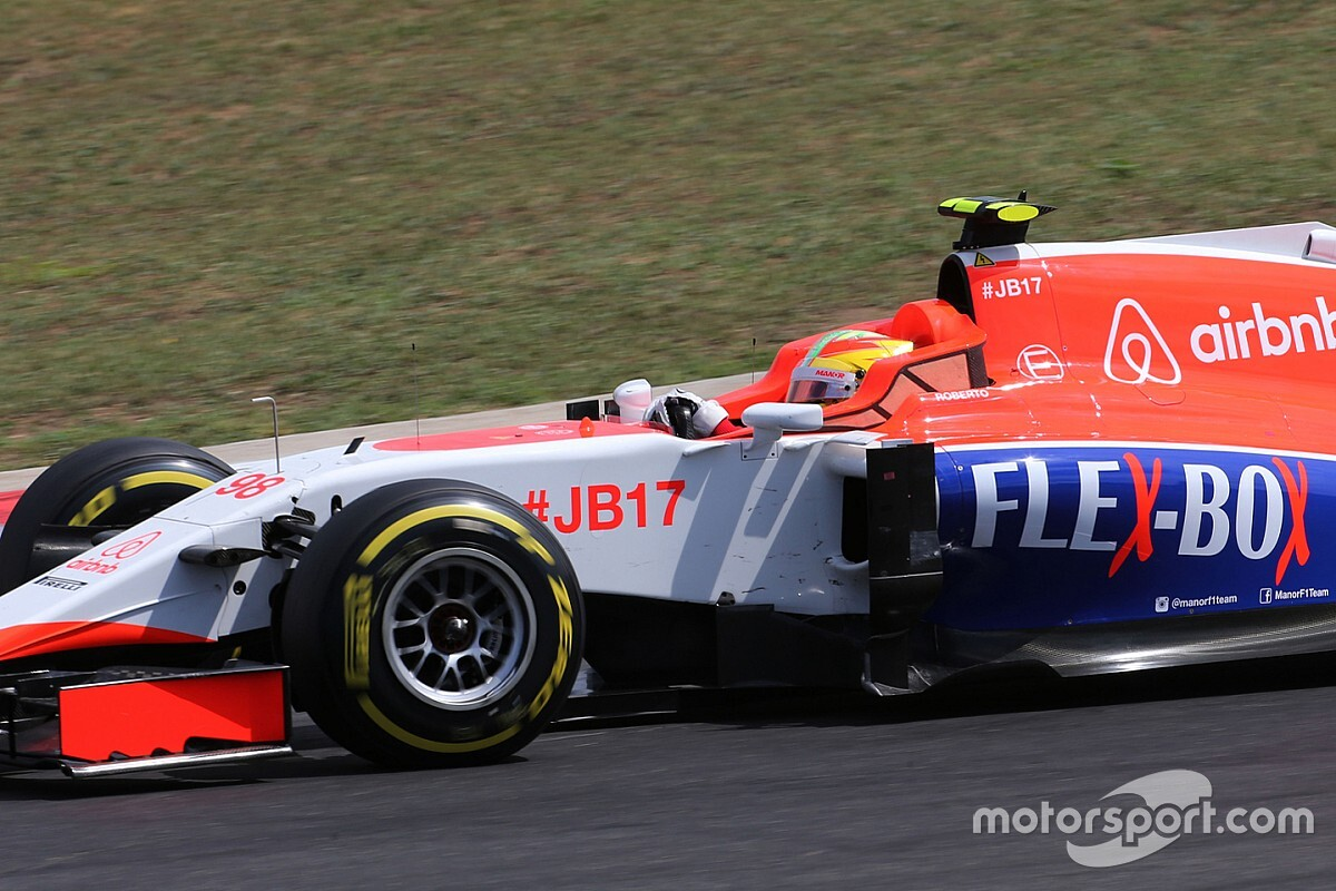 'Merhi was qua wagenbeheersing een beetje zoals Verstappen'