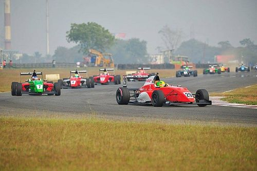 Drugovich favourite for MRF crown in Chennai finale