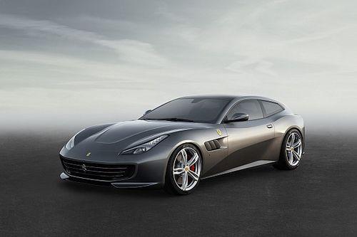 Ferrari FF-opvolger heet GTC4Lusso, krijgt V12 met 690 pk