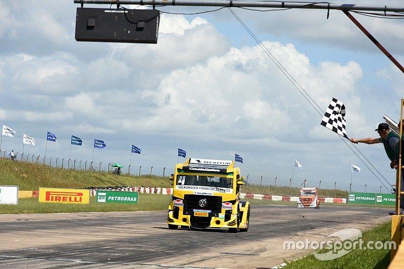 Felipe Giaffone vence em Santa Cruz do Sul