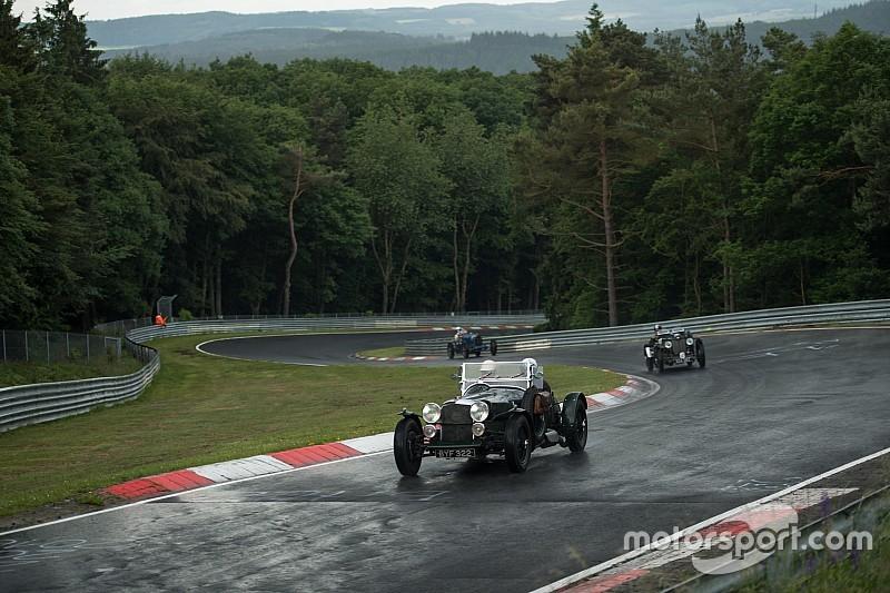 Der Nürburgring feiert 90. Geburtstag mit klassischem Eifelrennen