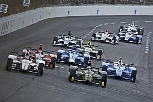 IndyCar Últimas notícias Pilotos da Indy dizem que 'escudo' é caminho a seguir