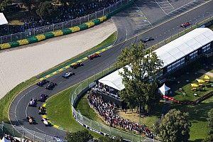 Total de ultrapassagens da F1 diminui 86% em um ano