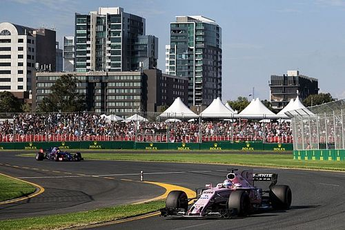 Force India: distância entre líderes e resto está maior