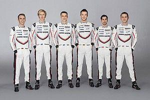 Bildergalerie: Das sind die Porsche-Fahrer für WEC & Le Mans 2017