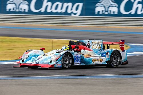 Jackie Chan DC Racing claims pole at Zhuhai