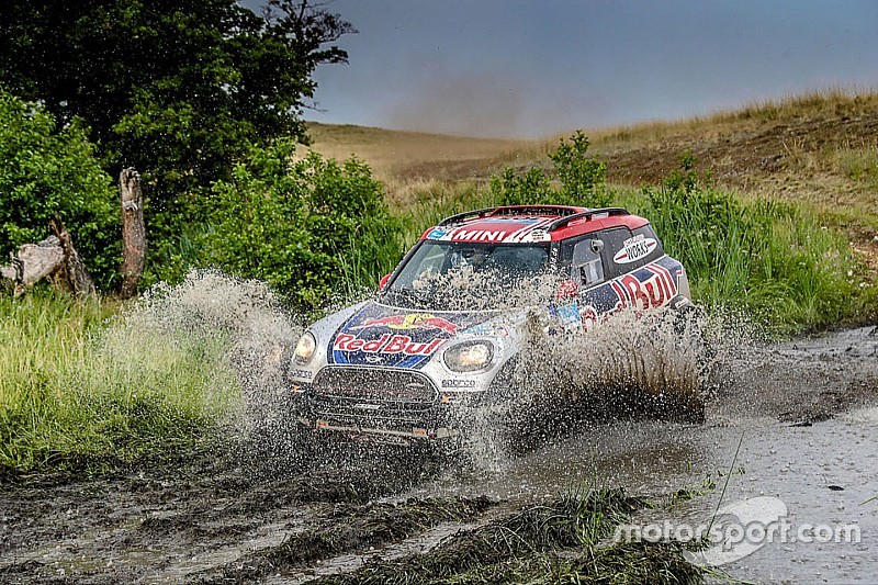 Silk Way Rally: Menzies gets the 'Lions' share'