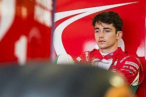 """Rosin: """"Leclerc è un pilota eccezionale, merita il salto in F.1"""""""