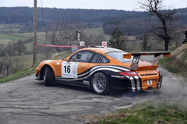Bildergalerie: Sieg von Sébastien Carron bei der Rallye Pays du Gier
