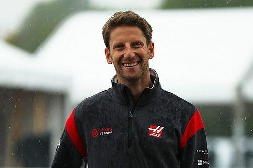 Grosjean beschikt zaterdag pas over updates Haas F1