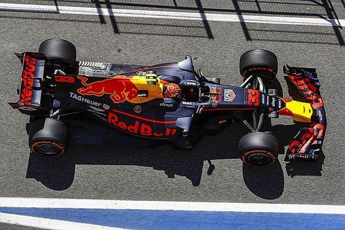 """Verstappen over updates in Spanje: """"Zitten iets dichter bij Ferrari"""""""