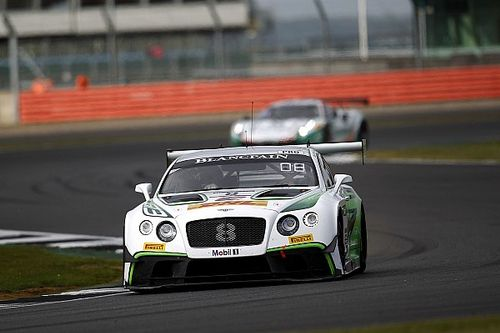Bentley wint Blancpain GT-race op Paul Ricard