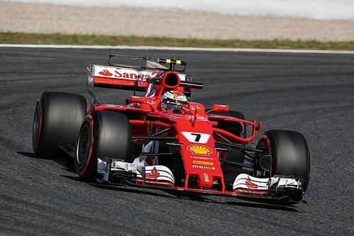Ferrari reage e Raikkonen lidera último treino; Massa é 8º