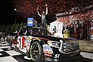 NASCAR Truck Blown engine robs Rhodes of first win, handing victory to Busch