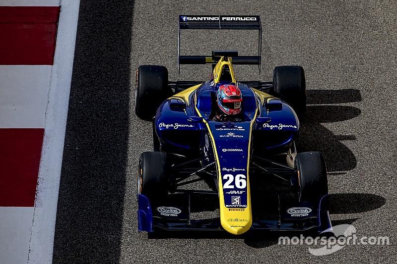 F1 juniors spearhead DAMS GP3 line-up