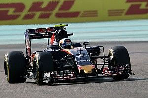 Toro Rosso can target fifth with Renault power - Sainz