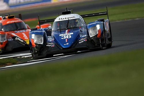 Week-end de frustrations pour Alpine à Silverstone