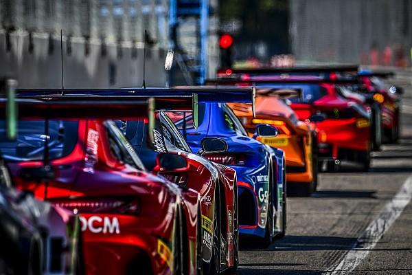 BES Reporte de calificación Pole para Ferrari en la carrera de Monza de las Blancpain
