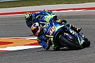 """MotoGP Alex Rins: """"No es nada fácil por lo que está pasando Iannone"""""""
