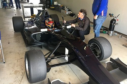 Kubica de retour au volant d'une monoplace