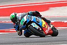 Dominio Morbidelli: fa tris di vittorie ad Austin ed eguaglia Daijiro Kato