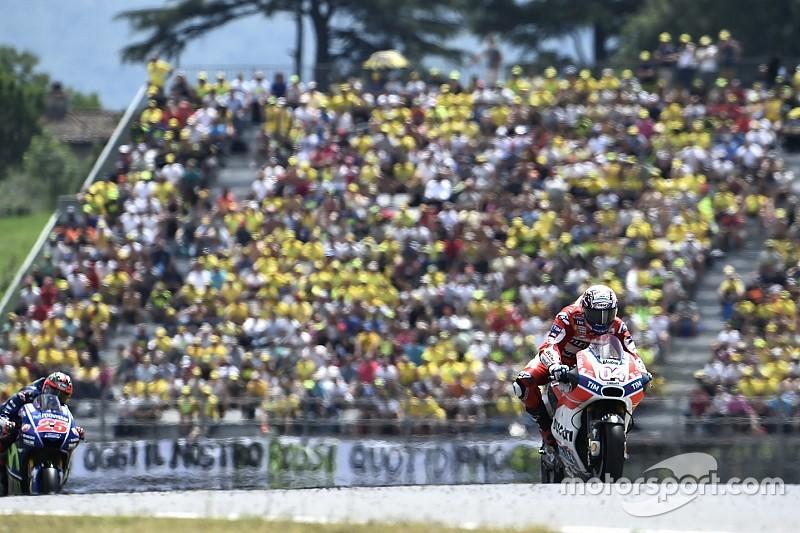 Vinales: Ini harinya Dovizioso untuk menang