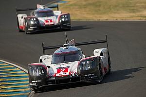 WEC Preview Le nouveau kit aéro de Porsche est affûté pour le Nürburgring