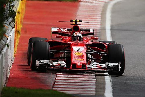 Montreal, Libere 2: Raikkonen fa sognare i tifosi della Ferrari